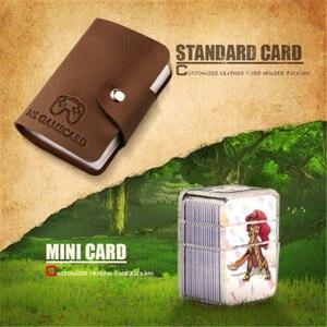 Image 1 - Ensemble complet de MiNi cartes détiquettes en PVC NFC, 24 pièces/lot, Zelda haleine OF THE WILD WOLF LINK, pour interrupteur amiibo
