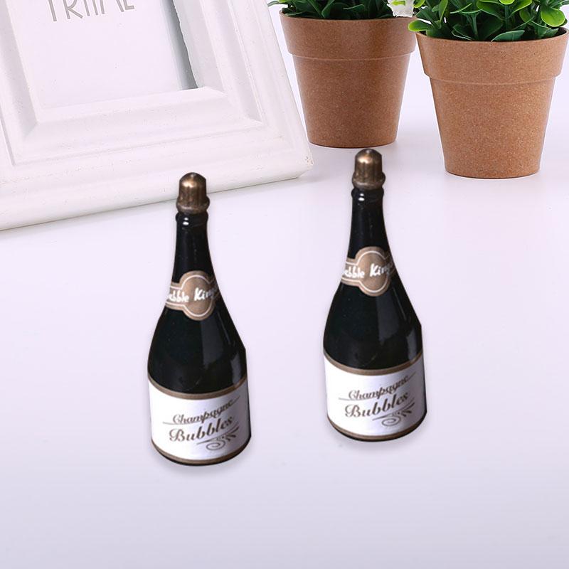 banquete de boda de la burbuja botella de champn decoracin juegos de hollywood feliz cumpleaos