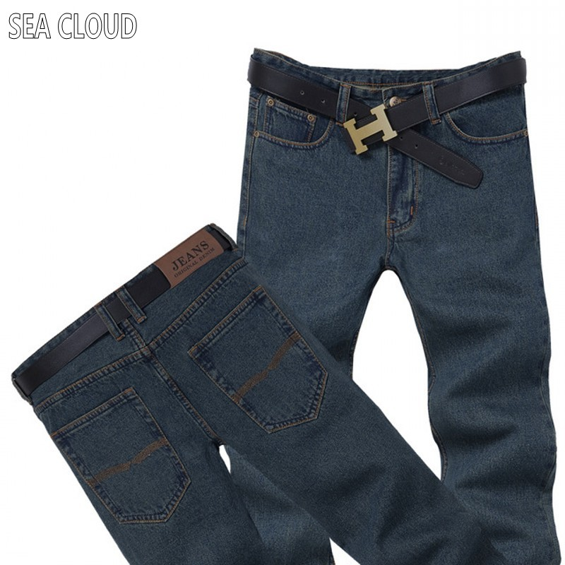Sea Cloud plus size 8xl 4xl 6xl 48 50 52 mens hiphop pants trousers cotton tops black blue jeans men brand famous brand dsq mens sports pants bloomers black size xl
