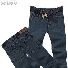 Sea Cloud плюс размер 4xl 6xl 8xl 48 50 52 мужские хип-хоп брюки брюки хлопок топы черный синий джинсы мужчин бренд известный бренд dsq