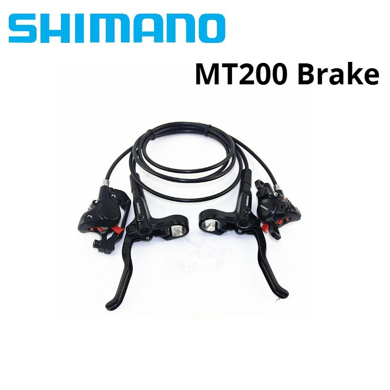 Shimano BR-BL-MT200 M315 bike Bremse mtb berg fahrrad Hydraulische Scheiben bremse set clamp mt200 Update version von M315 Bremse
