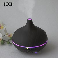Humidifier Essential Oil Diffuser Aroma Diffuser Diffuseur Huile Essentiel Oil Diffuser With Led Lamp Capacity