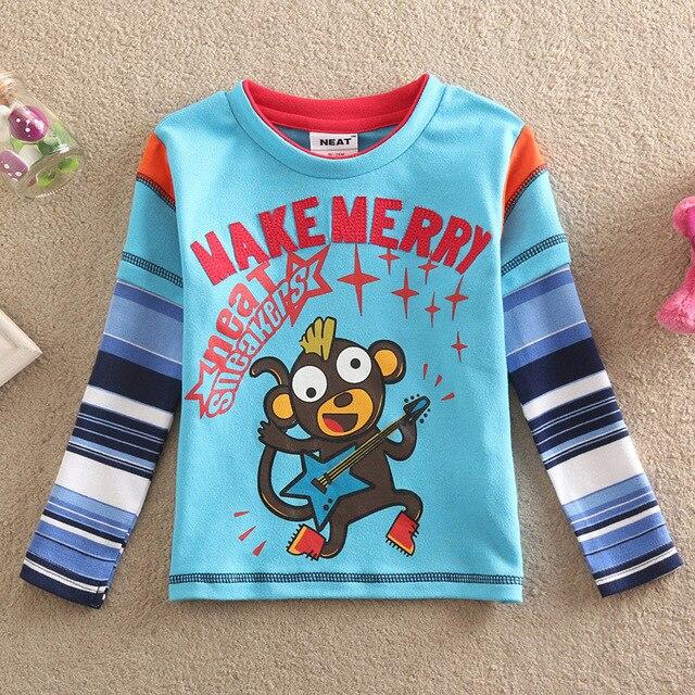 Kinderkleding Groothandel.Nette En Najaar Kinderkleding Groothandel Leuke Cartoon Aap