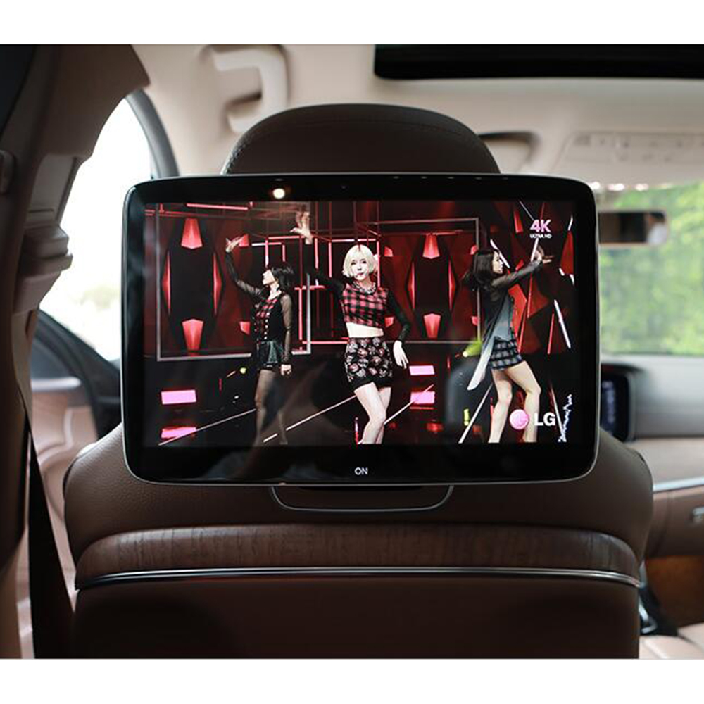 Extremely Fast 8 Core CPU Plug in Type Android Car Headrest Monitor for Mercedes-bens S205 V205 ...