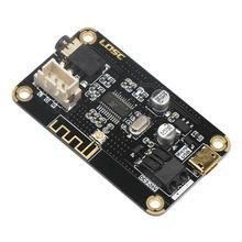 MP3 Module Decoder Board Wireless Bluetooth Audio Amplifier Board DIY Speaker Audio Power Amplifier Board цена 2017
