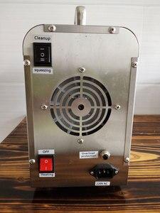 Image 5 - Кухонная техника, пресс для масла, машина для домашнего использования, Электрический пресс для холодного отжима, экстрактор масла, льняные семена, арахис, кокосовое масло, прижимная машина