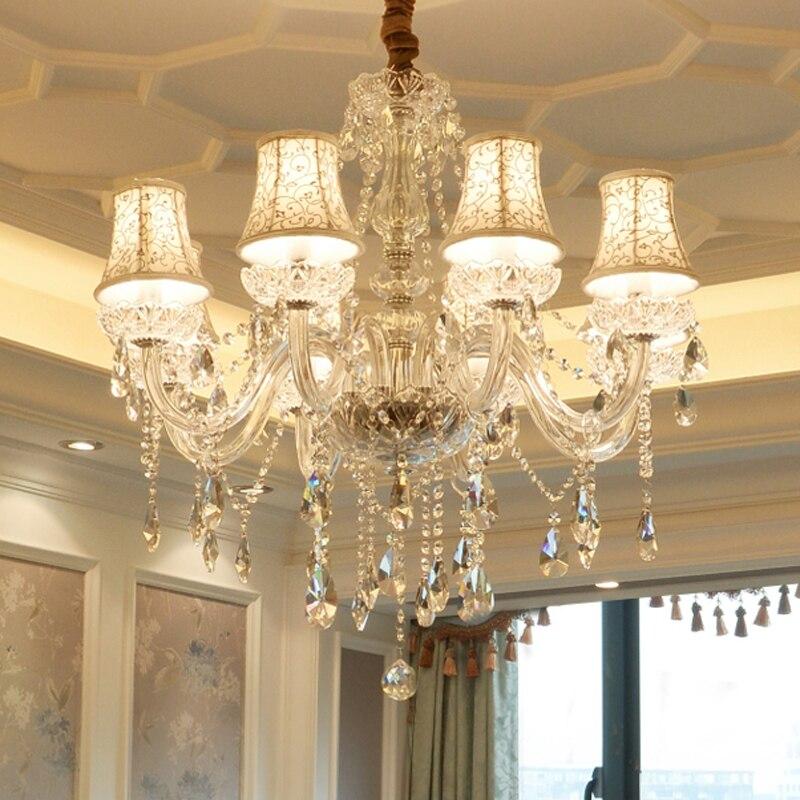 Petit lustre Restaurant chambre cuisine couloir lustre intérieur maison Art décor italien Design lustre luminaires