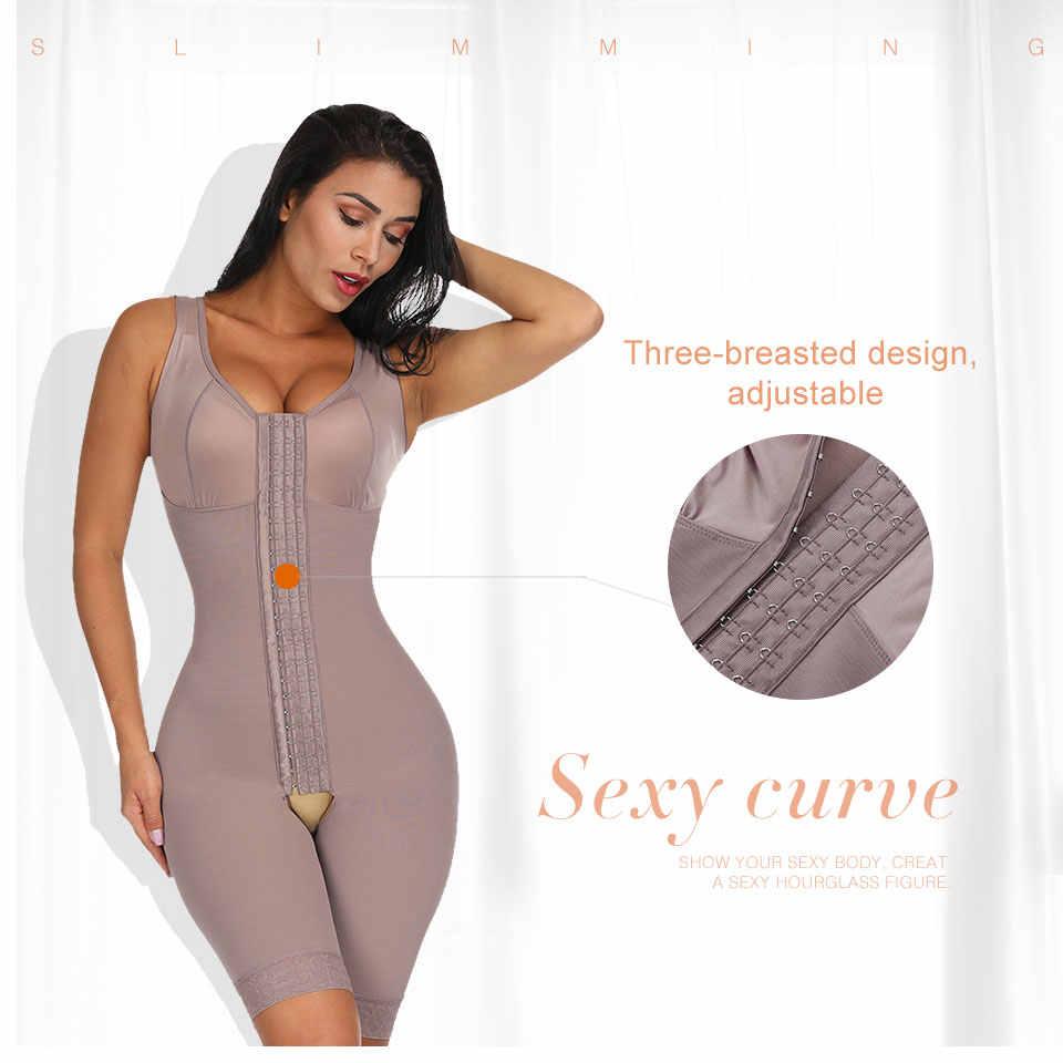 מאהב יופי גבוהה דחיסת בטן בקרת Overbust התאוששות לאחר הלידה הרזיה גוף Shaper מותן חגורת מרים התחת Shapewear