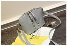 Summer New Korean Fashion Design Women Bags Vintage All Match Pu Leather Messenger Bag Mini Classic Crossbody Lady Shoulder Bag
