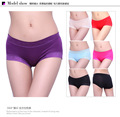 Brand New Sexy Lace Breathable Modal Female Women Underwear Boxer Shorts Boyshorts Women's Bamboo Panties Butt Lifter For lady