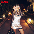 OOTN LYQ067 casual lace spaghetti strap strapless women dresses fashion new Year party night club dress