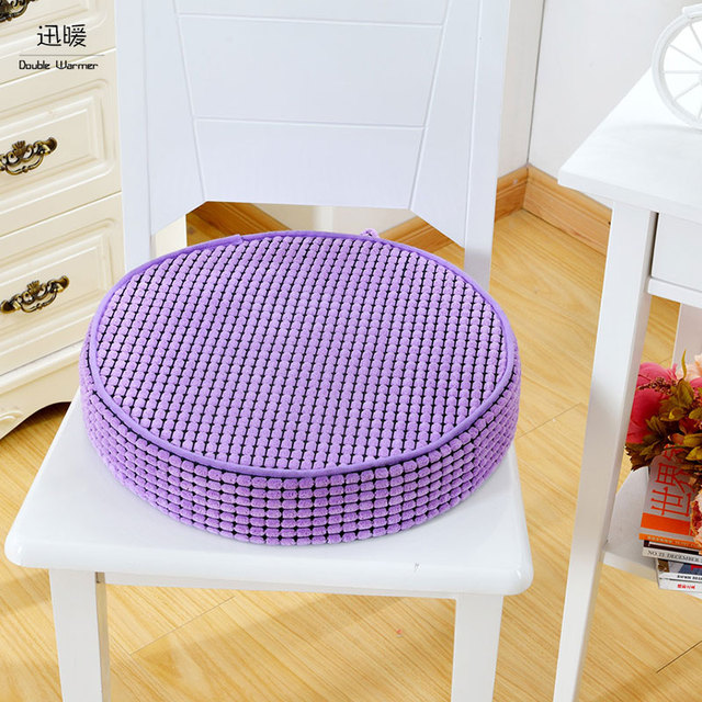 Aliexpress Com New Seat Cushion For Chair Car Office Massage. Amazing Round  Back ...