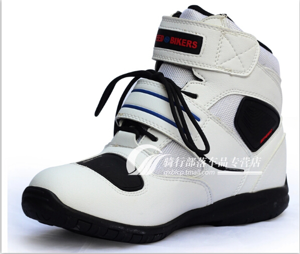 Free shipping PRO BIKER motorcycle shoes road racing boots knight boots male boots slip racing shoes