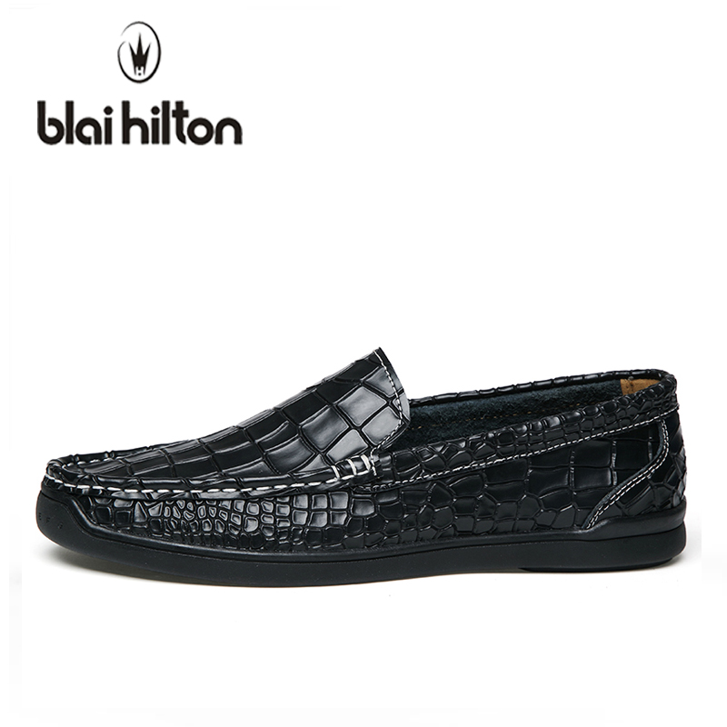 blaibilton 2018 Summer Loafers Men Casual Shoes Sneakers Genuine Leather Slip On Luxury Fashion Male Moccasins Driving Footwear blaibilton brand winter warm velvet high top men casual shoes luxury genuine leather male footwear fashion designer mens sd3599
