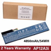 11 1V 4850mAh Original Genuine New Battery AP12A3i For Acer Aspire Timeline Ultra U M3 581TG