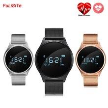 0.96 дюймов M7 обновление HR BP сердечного ритма Мониторы Спорт Мониторы ing SmartBand Фитнес браслет, трекер активности Приборы для измерения артериального давления часы