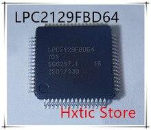 10pcs LPC2129FBD64 LPC2129 LPC2129FBD64/01 LQFP-64