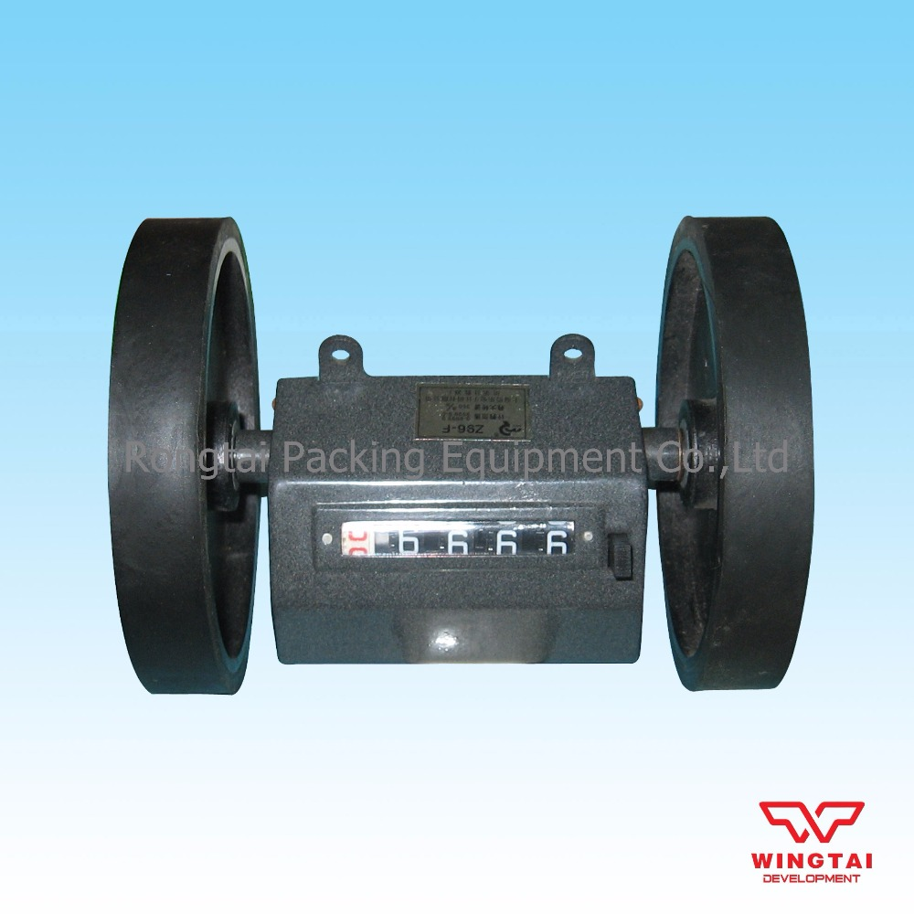 Z96-F Mechanical Counter Meter Counter Length Measure Mechanic Counter free shiping z96 f 5 digit meter counter mechanical length measure counter instrument used to measure length