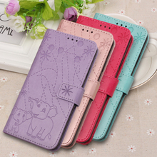 Luxury PU Leather case For Huawei Y6 2019 Case Flip mobile phone cover sFor Honor Play 8A Cases wallet Card slot Coque