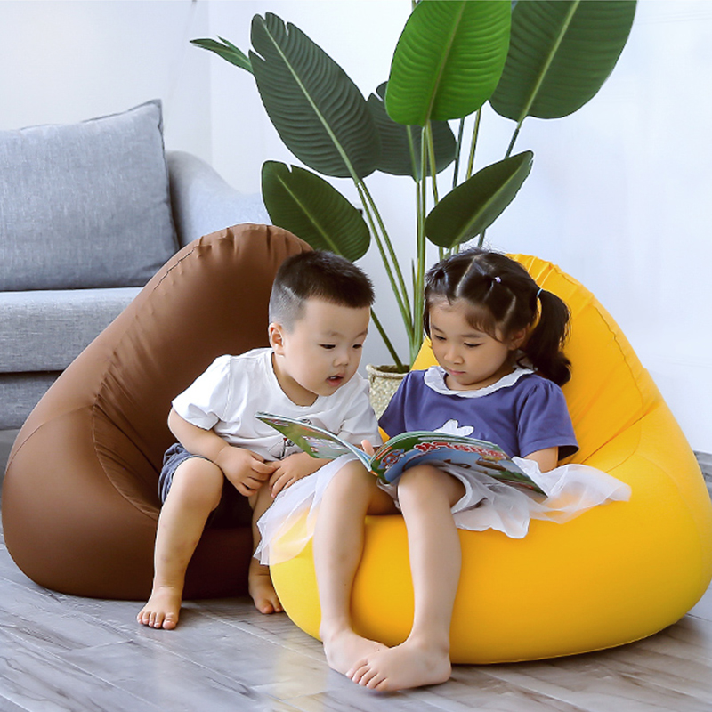 Bean Bag Sofas for Kid Adult Living Room Lazy Sofa Chair Children Bedroom Relax Lounger Bean Bag Chair Living Room Bean Bag Sofa
