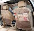 Protetor de assento de carro de volta Assento tapete de Volta Caso Protetor Capa Para Crianças Mat Pontapé Lama Limpo à prova d' água Capas de carro