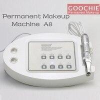 GOOCHIE Permanent makeup GTL A8 Intelligent Digital Tattoo Permanent Makeup Machine Kit Device and accessories