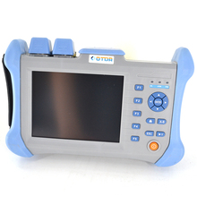 GUYANG HN300A 5.6inch touchscreen Optical Time Domain Reflectometer 120km SM OTDR 1310/1550nm 30/28DB with VFL