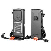 CP80 Godox Flash Bateria Para Canon 550EX 580EX Speedlite 600EX 580EX II CP-E4 8AA Baterias