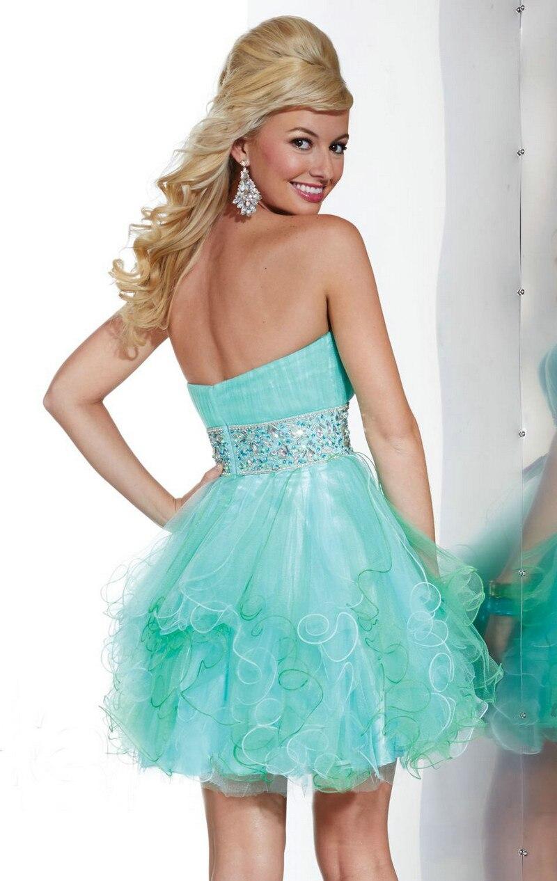 Magnificent Cheap Plus Size Short Prom Dresses Adornment - All ...