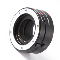 FOTGA Macro AF Auto Focus Extension Tube 10mm 16mm Ring for Four Thirds M43 Micro 4/3 Camera Lens