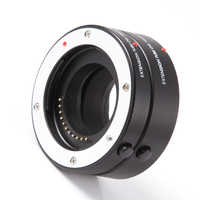 FOTGA Macro AF Auto Focus Extension Tube 10mm 16mm Ring for Panasonic Olympus Four Thirds M43 Micro 4/3 Camera Lens