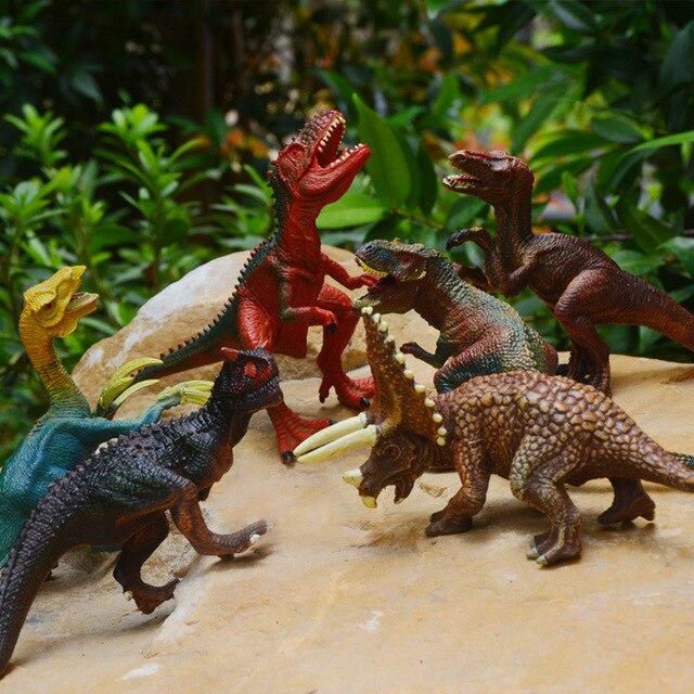 Wilscoil modello di dinosauro di jurassic parco del mondo