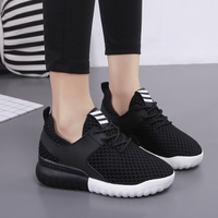 Women Sport Shoes Light 2017 New Arrivals Outdoor Breathable Mesh Red White Teenage Girls Running Shoes