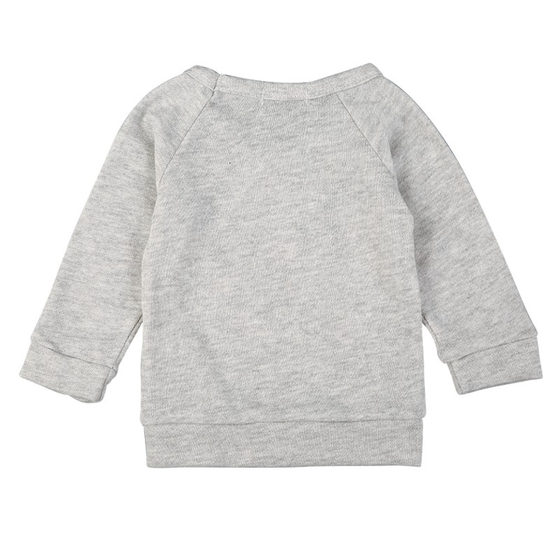 Мультфильм одежда для маленьких мальчиков комплект с милой пандой футболка с длинными рукавами + Полосатые брюки, костюмы