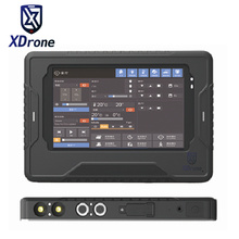 K71 de China Android Tablet PC Teléfono RS232 Industrial Robusto PTT Impermeable DMR 7 Pulgadas 3G NFC RFID LF Lector Gps GNSS Coche titular