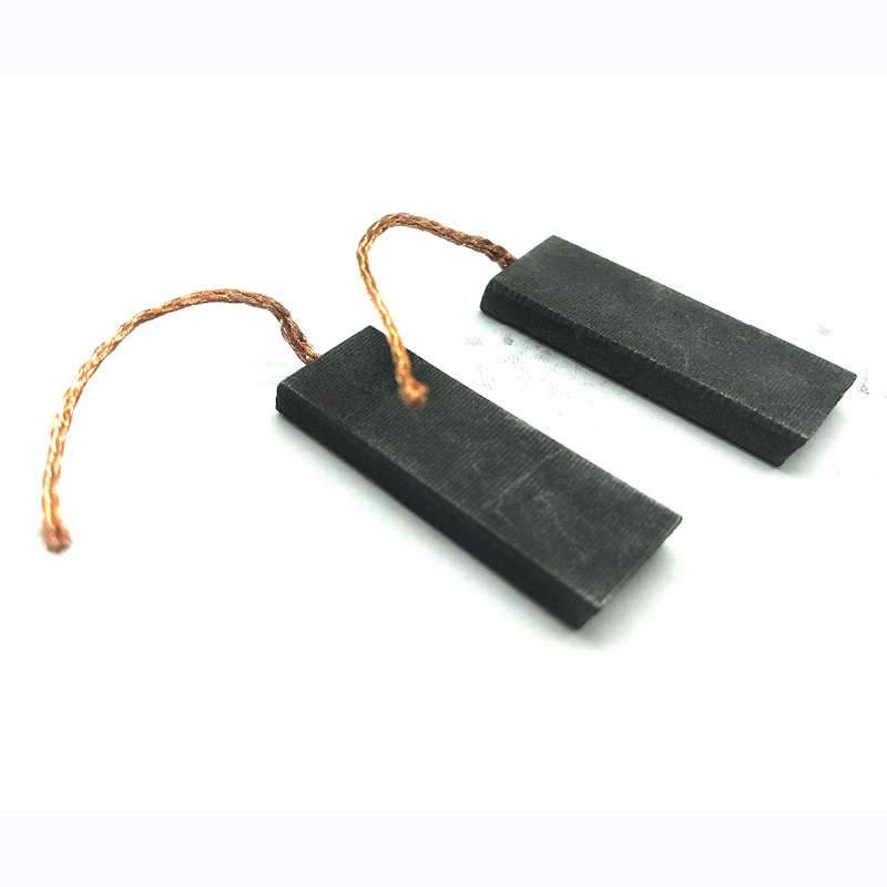 2pcs New Carbon Brushes Durable Motor Carbon Brushes For Siemens Drum Type Washing Machine 5x13.5x39mm