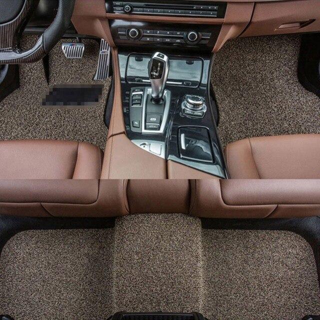 Car Floor Mats Anti-slip Mat Waterproof Car Carpet Dustproof Wire Mat for All Cars