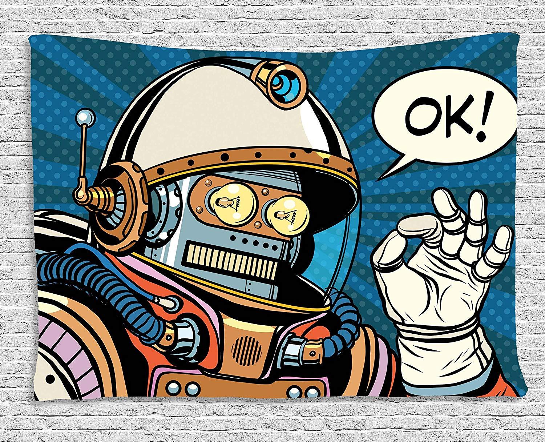 astronauts with ok symbol - HD6000×4000