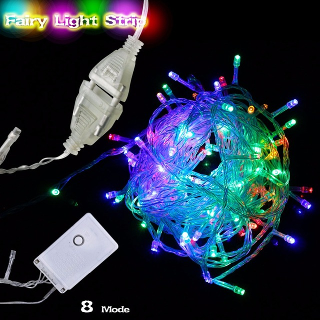 LED String Indoor and Outdoor Light for Christmas and Party Decorations