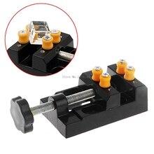 Для DIY настольный тиски скамейка токарный станок ювелирные изделия ремесла для моделирования, работы фиксированный замок Ремонт Инструменты продвижение