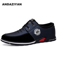 Trendy wild Korean version of the British wind youth dress casual men shoes