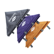 Foldable Nylon Throw Line Storage Bag Portable Outdoor Multi Tools for Tree Rock Climbing Exploring 39 x 39 x 39cm 3 Colors