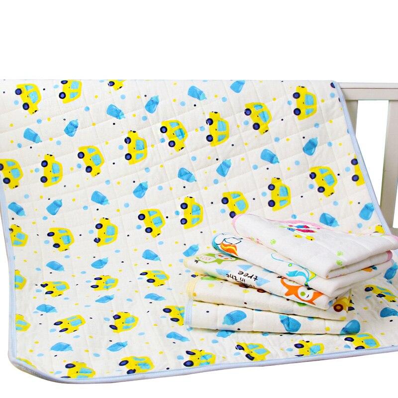 Portable Baby Infant Toddler Urine Mat Caver Waterproof Changing Diaper Mattress