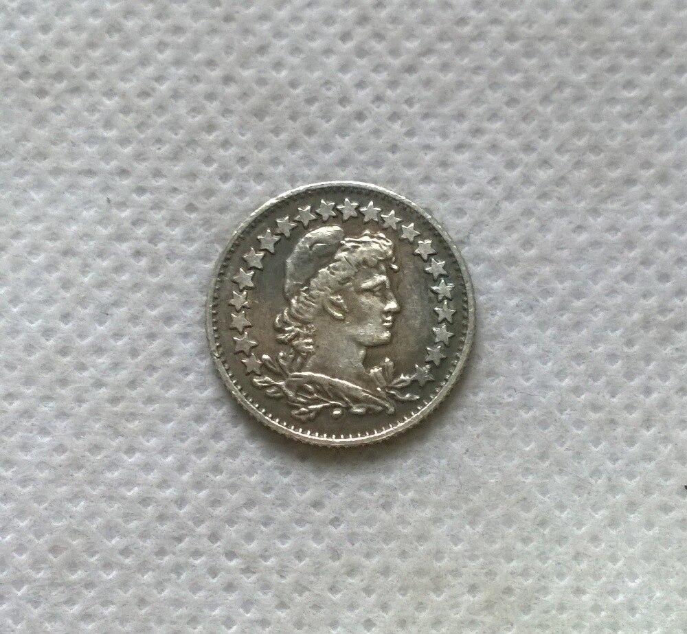 1935 Бразилия 50 Reis серебро republica КОПИЯ БЕСПЛАТНАЯ ДОСТАВКА