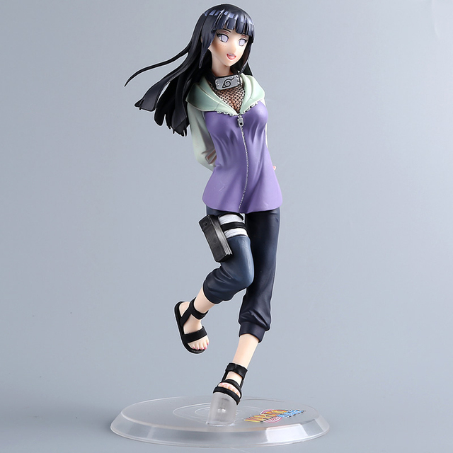 Naruto Hinata Action Figure 1/8 scale painted