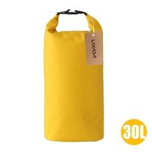 Lixada 10L / 20L / 30L Waterproof Bag Kayaking Rafting Water Sports Dry Sack Bag Water Sport for Canoeing Kayaking Rafting стоимость