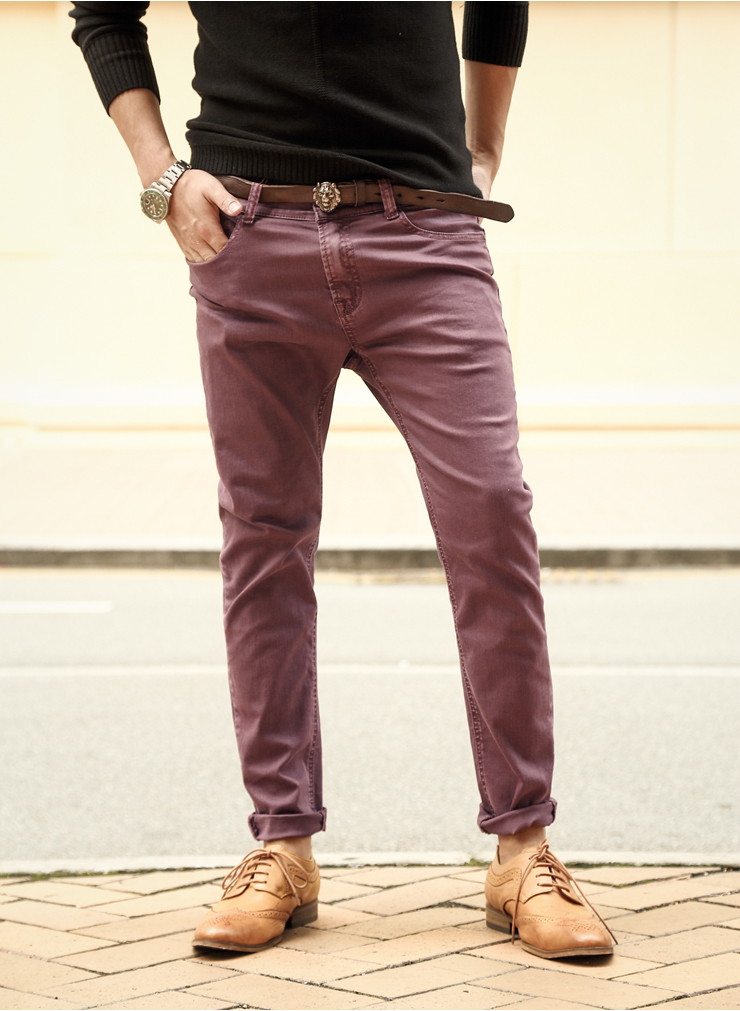 Popular Red Skinny Jeans-Buy Cheap Red Skinny Jeans lots from ...