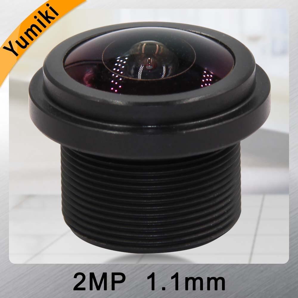 Yumiki 2MP 1.1mm Cctv Lens 1/4