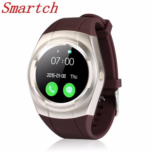 Smartch T60 Smart Watch Mobile Phone Insert Card Waterproof Watch with Touch Screen Positioning Function Smart Wearing Devices
