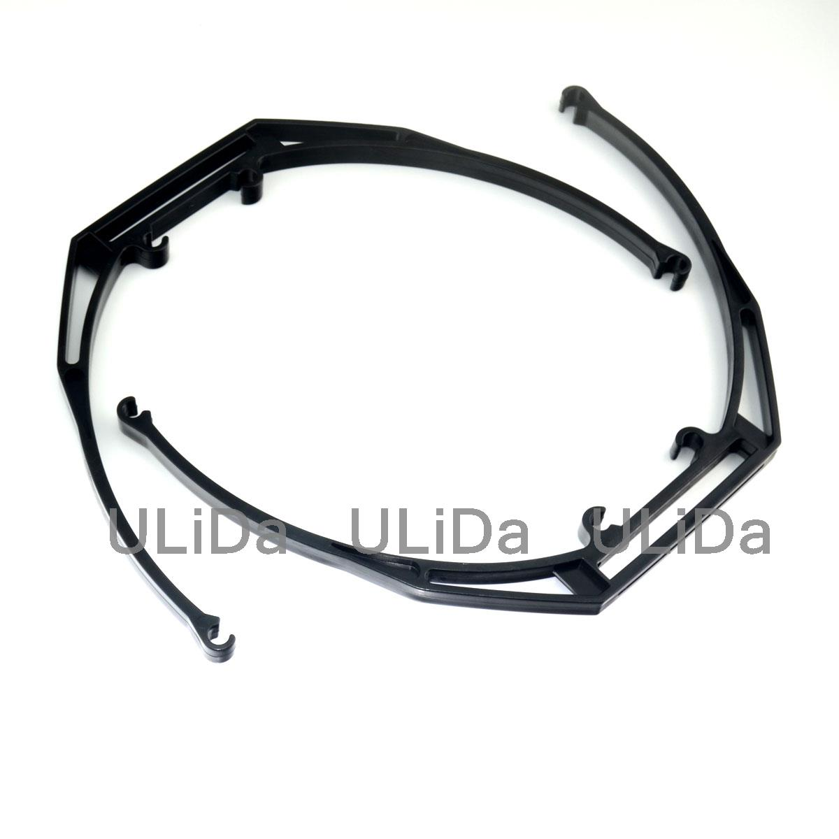 Multirotor Landing Gear Skid Parts f/ RC F450 F550 Quadcopter Gimbal Black 195mm yuneec q500 typhoon quadcopter handheld cgo steadygrip gimbal black